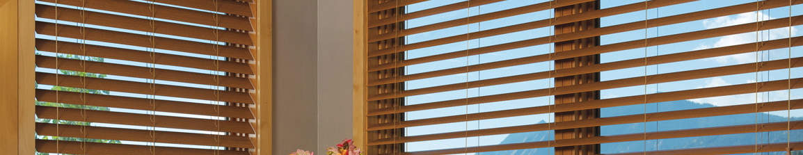 Faux Wood Blinds for Homes in San Antonio, Texas (TX) are Durable Custom Window Treatments