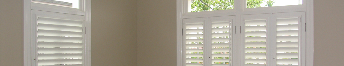 Shutters for Windows in San Antonio, Boerne, and New Braunfels, Texas (TX) like Heritance, and NewStyle