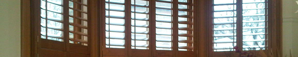 Real Wood Blinds for Homes in San Antonio and Boerne, Texas (TX) are Custom Window Treatments