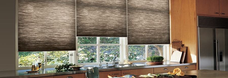 3 Shade Styles to Love for Home Windows Near San Antonio, Texas (TX) like Kitchen Honeycombs