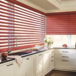 Gallery of Custom Window Treatments Near San Antonio, Texas (TX) like Pirouette Shadings for Kitchen Spaces