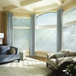 Gallery of Custom Window Treatments Near San Antonio, Texas (TX) like Silhouette Shadings Large Living Rooms